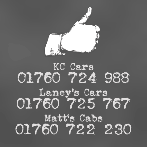 local taxi numbers